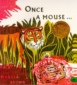 Once a Mouse... - 9780689713439 by Marcia Brown, Marcia Brown, 9780689713439