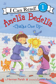 Amelia Bedelia Chalks One Up by Herman Parish, Lynne Avril, 9780062334213