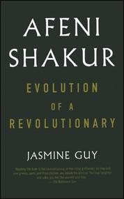 Afeni Shakur (Evolution of a Revolutionary) by Jasmine Guy, 9780743470544