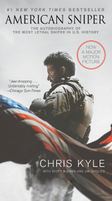 American Sniper [Movie Tie-in Edition] (The Autobiography of the Most Lethal Sniper in U.S. Military History) - 9780062376572 by Chris Kyle, Scott McEwen, Jim DeFelice, 9780062376572