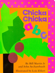 Chicka Chicka ABC - 9780671878931 by Bill Martin, John Archambault, 9780671878931