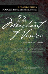 The Merchant of Venice - 9780743477567 by William Shakespeare, Dr. Barbara A. Mowat, Paul Werstine, 9780743477567