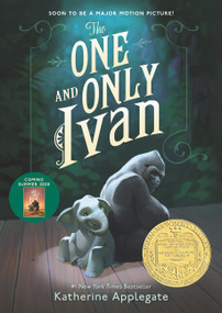 The One and Only Ivan by Katherine Applegate, Patricia Castelao, 9780061992254