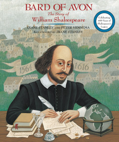 Bard of Avon: The Story of William Shakespeare - 9780062419255 by Diane Stanley, Diane Stanley, Peter Vennema, 9780062419255