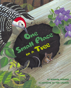 One Small Place in a Tree by Barbara Brenner, Tom Leonard, 9780688171803