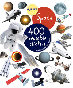 Eyelike Stickers: Space by Workman Publishing, 9780761179658