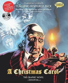 Classical Comics Teaching Resource Pack: A Christmas Carol (Making the Classics Accessible for Teachers and Students) by Ian McNeilly, Mike Collins, David Roach, James Offredi, 9781906332570