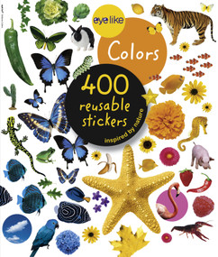 Eyelike Stickers: Colors by Workman Publishing, 9780761169352