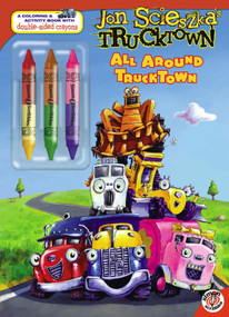 All Around Trucktown by Benjamin Harper, David Shannon, Loren Long, David Gordon, 9781416941941