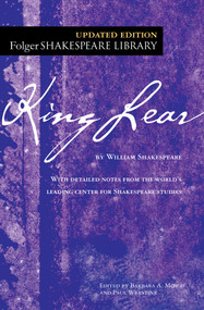 King Lear - 9781501118111 by William Shakespeare, Dr. Barbara A. Mowat, Paul Werstine, 9781501118111