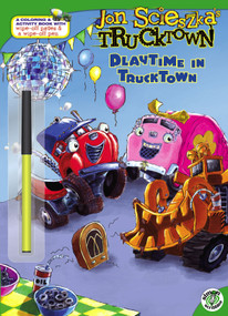 Playtime in Trucktown by David Shannon, Loren Long, David Gordon, Lisa Rao, Jon Scieszka, 9781416941972