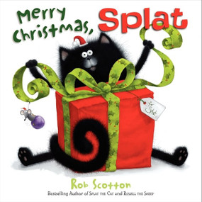 Merry Christmas, Splat - 9780062124500 by Rob Scotton, Rob Scotton, 9780062124500