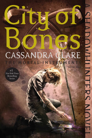 City of Bones - 9781481455923 by Cassandra Clare, 9781481455923