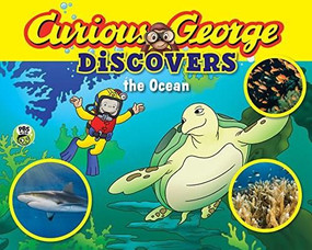 Curious George Discovers the Ocean (Science Storybook) by H. A. Rey, 9780544430655