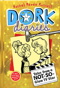 Dork Diaries 7 (Tales from a Not-So-Glam TV Star) by Rachel Renée Russell, Rachel Renée Russell, 9781442487673