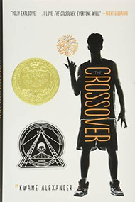 The Crossover by Kwame Alexander, 9780544107717