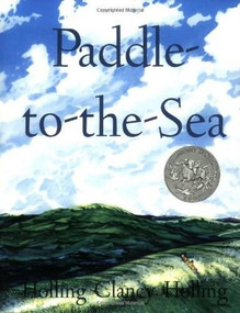 Paddle-to-the-Sea by Holling C. Holling, 9780395292037