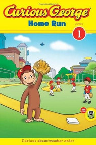Curious George Home Run (CGTV Early Reader) by H. A. Rey, 9780547691183
