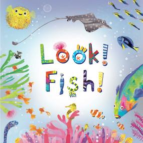 Look! Fish! by Stephanie Calmenson, Puy Pinillos, 9781499801668