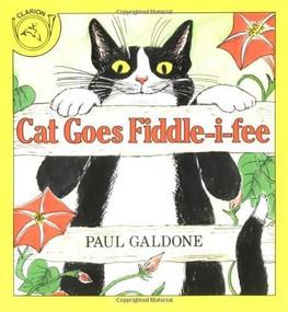 Cat Goes Fiddle-I-Fee by Paul Galdone, 9780899197050