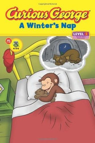 Curious George A Winter's Nap (CGTV Reader) by H. A. Rey, 9780547235905