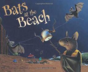 Bats at the Beach by Brian Lies, 9780618557448