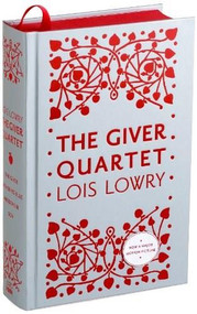 The Giver Quartet Omnibus by Lois Lowry, 9780544340978