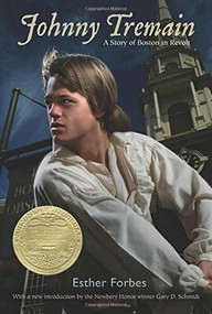 Johnny Tremain by Esther Hoskins Forbes, 9780547614328