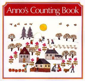 Anno's Counting Book by Mitsumasa Anno, Mitsumasa Anno, 9780064431231