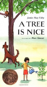 A Tree Is Nice - 9780064431477 by Janice May Udry, Marc Simont, 9780064431477