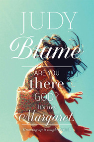 Are You There God? It's Me, Margaret. - 9781481409940 by Judy Blume, 9781481409940