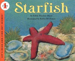 Starfish - 9780064451987 by Edith Thacher Hurd, Robin Brickman, 9780064451987