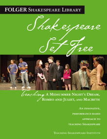 Teaching A Midsummer Night's Dream, Romeo & Juliet, and Macbeth (Shakespeare Set Free) by Peggy O'Brien, 9780743288507