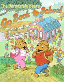The Berenstain Bears Go Back to School - 9780060526757 by Jan Berenstain, Mike Berenstain, Stan Berenstain, Mike Berenstain, 9780060526757