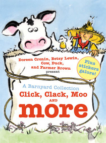 A Barnyard Collection (Click, Clack, Moo and More) by Doreen Cronin, Betsy Lewin, 9781442412637