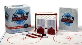 Finger Hockey (No Poke Checking!) (Miniature Edition) by Agnes Flanigan, 9780762442577