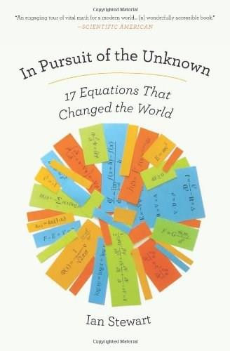 In Pursuit of the Unknown (17 Equations That Changed the World) by Ian Stewart, 9780465085989