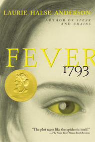 Fever 1793 - 9780689848919 by Laurie Halse Anderson, 9780689848919