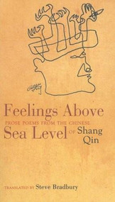 Feelings Above Sea Level (Prose Poems from the Chinese of Shang Qin) by Shang Qin, Steve Bradbury, 9780939010899