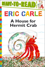 A House for Hermit Crab - 9781481409155 by Eric Carle, Eric Carle, 9781481409155