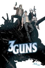 3 Guns by Steven Grant, Emilio Laiso, 9781608864003