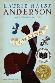 Chains by Laurie Halse Anderson, 9781416905868