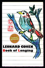 Book of Longing - 9780061125614 by Leonard Cohen, 9780061125614