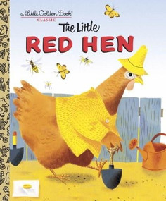 The Little Red Hen - 9780307960306 by J. P. Miller, Diane Muldrow, 9780307960306