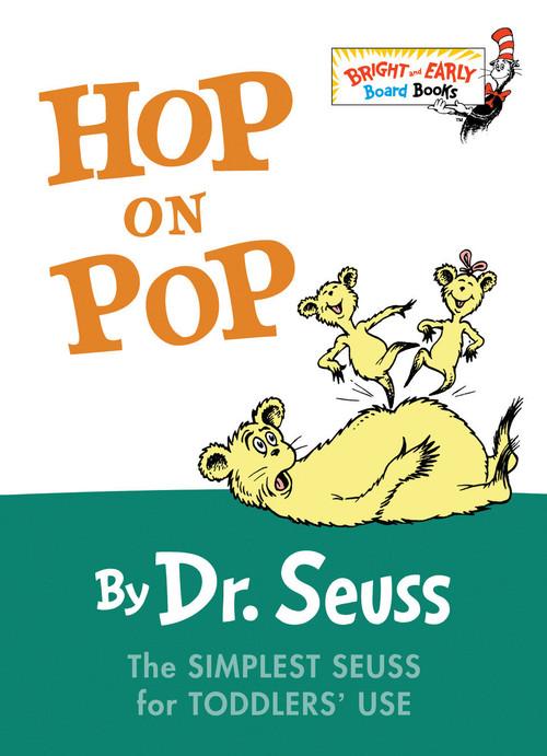Hop on Pop (Miniature Edition) by Dr. Seuss, 9780375828379
