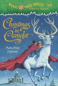 Christmas in Camelot by Mary Pope Osborne, Sal Murdocca, 9780375858123