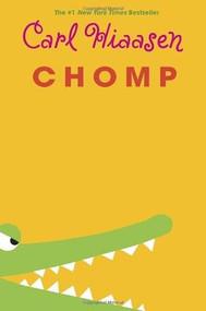 Chomp by Carl Hiaasen, 9780375868276
