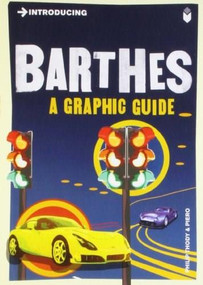 Introducing Barthes (A Graphic Guide) by Philip Thody, Piero, 9781848312043
