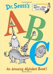 Dr. Seuss's ABC (An Amazing Alphabet Book!) by Dr. Seuss, 9780385375160