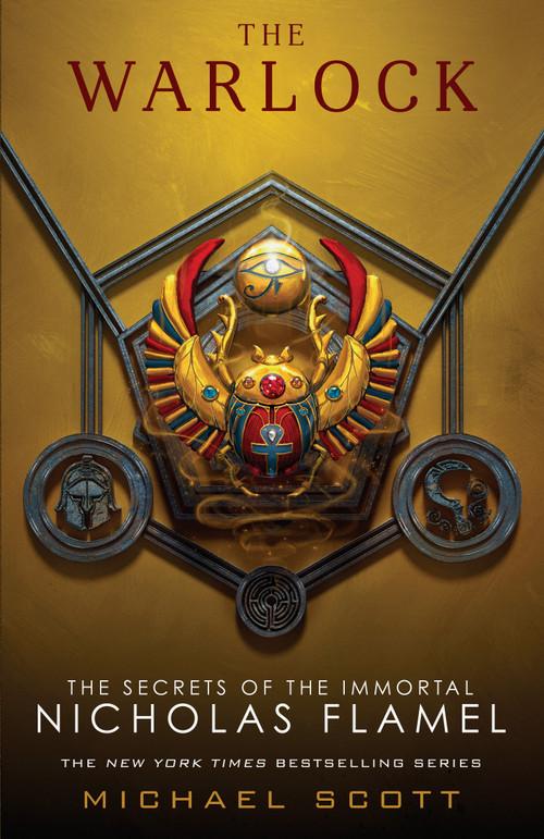 The Warlock - 9780385735346 by Michael Scott, 9780385735346